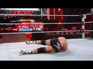 WWE Monday Night RAW Supershow  ������� ������
